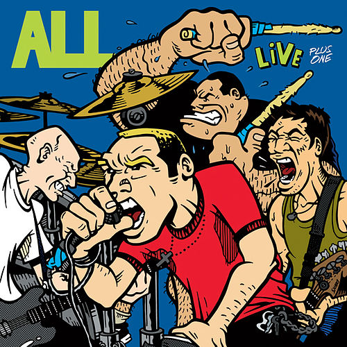 Live Plus One by All / Descendents