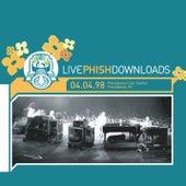 LivePhish 04/04/98 de Phish