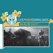 LivePhish 04/03/98 de Phish