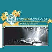 LivePhish 04/02/98 de Phish