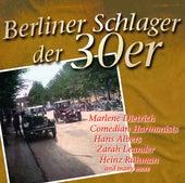 Berliner Schlager Der 30er by Various Artists
