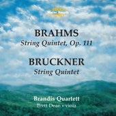 Brahms: String Quintet, Op. 111 - Bruckner: String Quintet by Brett Dean