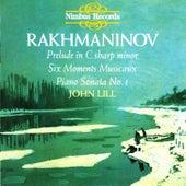 Rachmaninov: Prelude in C-Sharp Minor, Op. 3 - Six Moments Musicaux, Op. 16 by John Lill
