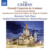 Czerny: Piano Concerto No. 1 in A Minor, Op. 214 by Rosemary Tuck