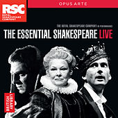 The Essential Shakespeare Live by Various Artists