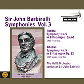 Sir John Barbirolli Symphonies, Vol. 3 de Sir John Barbirolli