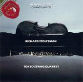 Weber / Brahms: Clarinet Quintets de Various Artists