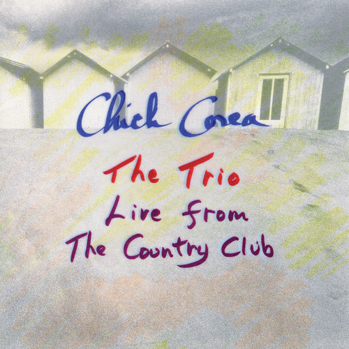 The Trio: Live From The Country Club by Chick Corea