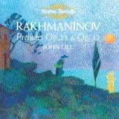 Rachmaninov: Preludes for Piano by John Lill