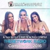 TheNetwork Radio Compilation (Hit Mania 2016) von Various Artists