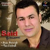 Arja Aminigh by Said Yefnaine