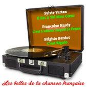 Les belles de la chanson francaise de Various Artists