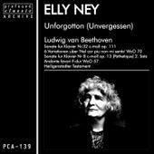 Elly Ney - Unforgotton (Unvergessen) von Elly Ney