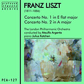 Liszt: Concerto for Piano and Orchestra No. 1 & No. 2 von London Philharmonic Orchestra