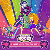 Equestria Girls: Rainbow Rocks (Original Motion Picture Soundtrack) de My Little Pony