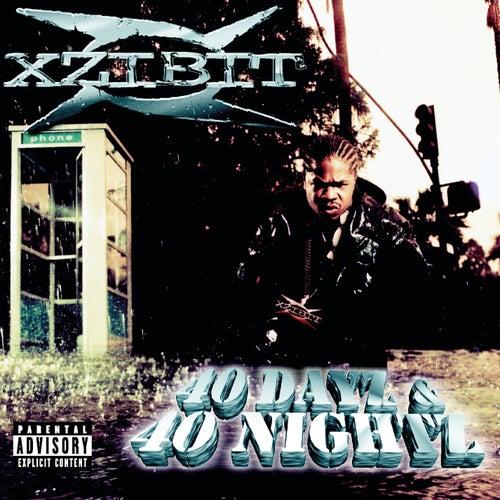 40 Dayz & 40 Nightz by Xzibit