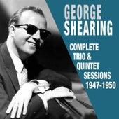 Complete Trio & Quintet Sessions 1947 - 1950 de George Shearing