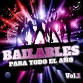 Bailables para Todo el Año, Vol.1 by Various Artists
