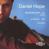 Shostakovich: Violin Sonata - Penderecki: Cadenza for Solo Violin - Pärt: Spiegel in Spiegel - Schnittke: Violin Sonata & Stille Nacht by Various Artists
