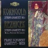 Korngold & Reznicek: String Quartets von Franz Schubert