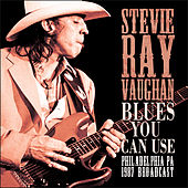 Blues You Can Use (Live) by Stevie Ray Vaughan