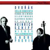 Dvorák: Cello Concerto; Silent Woods etc by André Previn