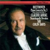 Beethoven: Piano Concerto No. 3; Piano Sonata No. 6 by Claudio Arrau