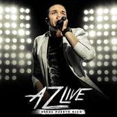 A Z Live de Alex Zurdo