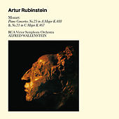 Mozart: Piano Concertos No. 23 in a Major K. 488 & No. 21 in C Major K. 467 (Bonus Track Version) de Artur Rubinstein
