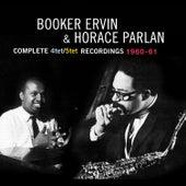 Complete Quartet & Quintet Recordings 1960-61 by Horace Parlan