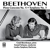 BEETHOVEN, L.: Symphony No. 5 / Piano Concerto No. 4 (Rosenberger, London Symphony Orchestra, Schwarz) by Various Artists