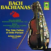 VILLA-LOBOS, H.: Bachianas brasileiras Nos. 1 and 5 / BACH, J.S.: Air / Prelude No. 22 in B flat minor, BWV 867 (Yale Cellos) by Various Artists