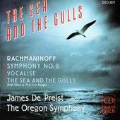 RACHMANINOV, S.: Symphony No. 2 / Vocalise / RESPIGHI, O.: Rachmaninov - The Sea and Seagulls (The Sea and the Gulls) by James DePreist