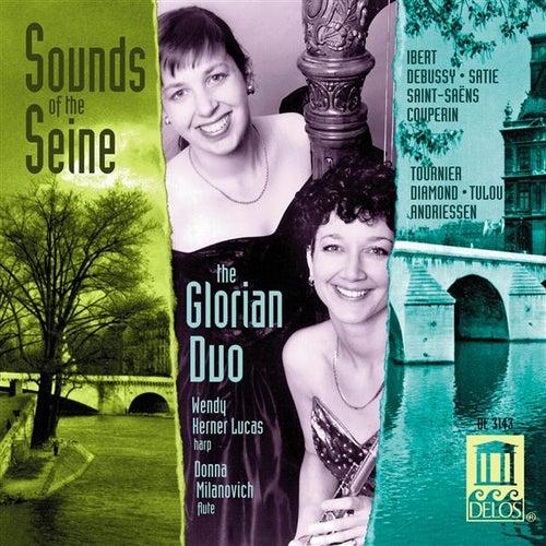 DIAMOND, D.: Concert Piece / TOURNIER, M.: 2 Preludes romantiques / SAINT-SAENS, C.: Fantaisie in A major (Sounds of the Seine) (Glorian Duo) by Glorian Duo