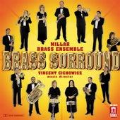 MILLER BRASS ENSEMBLE: Brass Surround by Various Artists