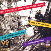 KORNGOLD, E.W.: Sea Hawk (The) / Symphony in F sharp major (Oregon Symphony, DePreist) by James DePreist