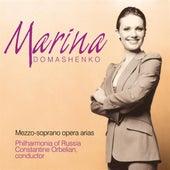 DOMASHENKO, Marina: Opera Arias by Marina Domashenko