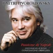 HVOROSTOVSKY, Dmitri: Baritone Arias - CURTIS, E. / TAGLIAFERRI, E. / CAPUA, E. / CARDILLO, S. / BIXIO, C. / TOSTI, F. / GAMBARDELLA, S. by Dmitri Hvorostovsky