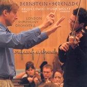 BERNSTEIN, L.: Serenade / MCLEAN, M.: Elements by Brian Lewis