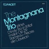 INDY, V.: Trio, Op. 29 / RAMEAU, J.P.: Concert No. 5 in D minor (Montagnana Trio) de Montagnana Trio