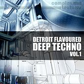 Detroit Flavoured Deep Techno, Vol. 1 by Various Artists