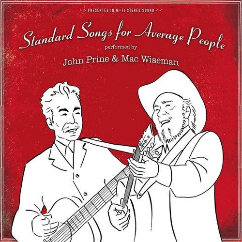 Standard Songs for Average People by Mac Wiseman
