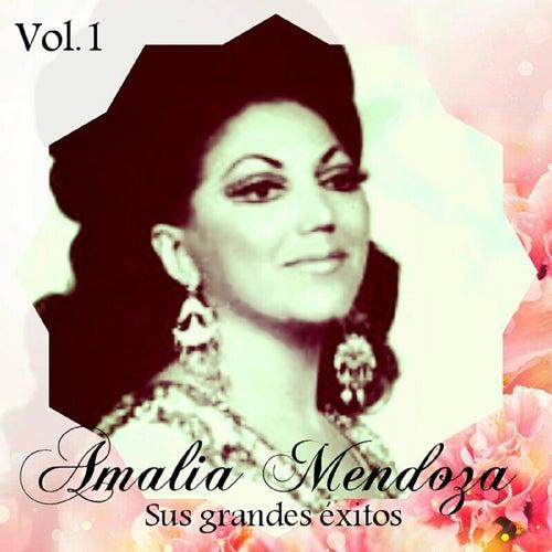 Amalia Mendoza - Sus Grandes Éxitos, Vol. 1 by Amalia Mendoza