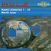 Hoddinott: Piano Sonatas Nos. 1 & 10 by Martin Jones