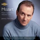 Mozart: Piano Concertos, Vol. 1 by Jeremy Menuhin