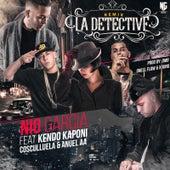 La Detective (Remix) [feat. Kendo Kaponi, Cosculluela & Anuel Aa] de Nio Garcia