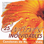 25 Canciones Inolvidables by Various Artists