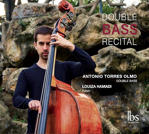 Double Bass Recital by Antonio Torres Olmo