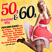 Popcorn Oldies: 50s & 60s Greatest Hits de Various Artists