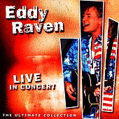 Live In Concert by Eddy Raven